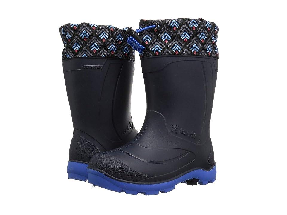 Kamik Kids Snobuster 2 (Toddler/Little Kid/Big Kid) (Navy/Blue) Boys Shoes