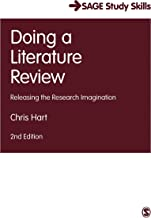 Doing a Literature Review: Releasing the Research Imagination (SAGE Study Skills Series)