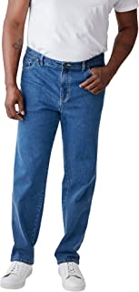 Men's Big & Tall Relaxed-Fit Stretch 5-Pocket Jeans