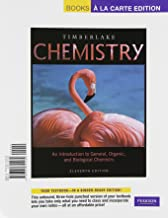Chemistry: An Introduction to General, Organic, and Biological Chemistry, Books a la Carte Edition (11th Edition)