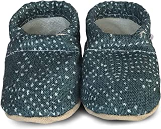 CLAMFEET Organic soft soled baby shoes, RIDGE