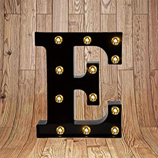 light up letters sign