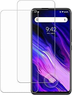 UMID IGI S5 Pro ガラスフィルム、高光透過率、3D Touch、指紋防止、 硬度9H強化ガラス、スクリーンが破損するのを保護できます。【2枚セット UMID IGI S5 Pro液晶保護フィルム】 (6.39'')