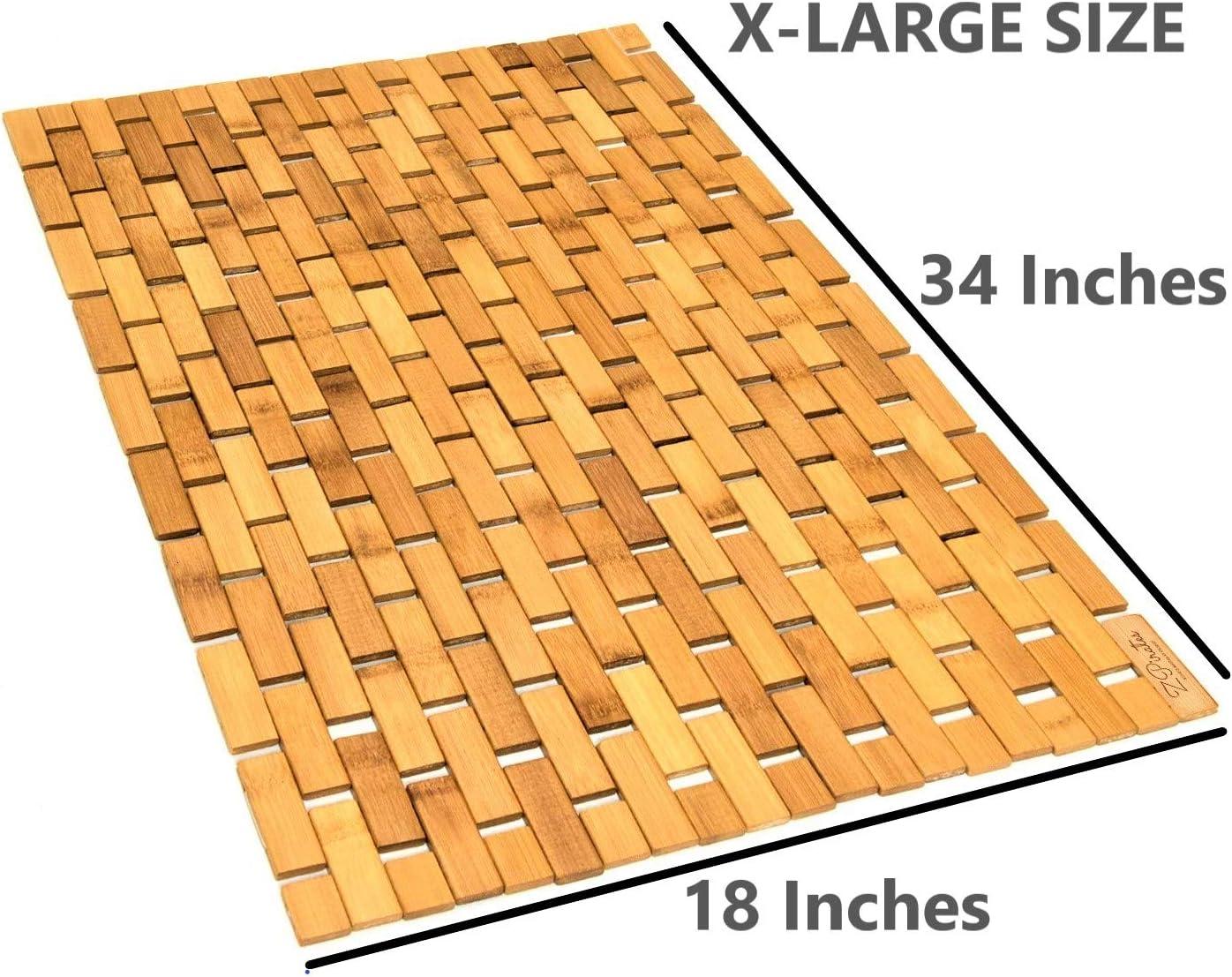 Natural Bamboo Wood mat