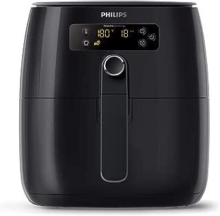 Philips TurboStar Technology Airfryer, Digital Interface, 1.8lb/2.75qt- HD9641/96