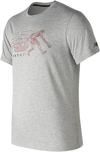 nouveau   pour Homme Beta Baseball 5050T-Shirt