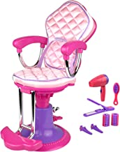 روی n 'Play صندلی سالن های دلخواه و لوازم جانبی کلیک کنید. ایده آل برای عروسک های آمریکایی 18 اینچ