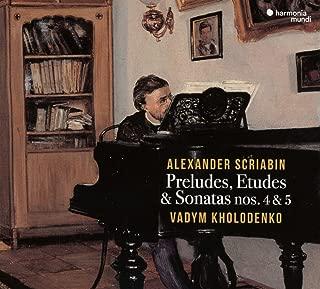Scriabin: Preludes, Études & Sonatas