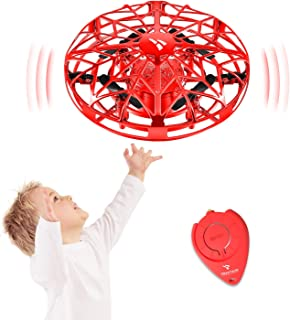 SNAPTAIN Hand Operated Drone for Kids or Adults, Flying Toys Mini Drones with 3D Flips,Circle...