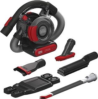 beyond por BLACK+DECKER 20V MAX aspiradora de mano para coche con kit de accesorios (BDH2020FLAAPB)