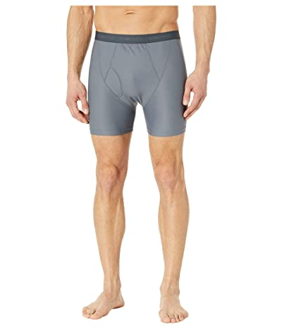 ExOfficio Give-N-Go(r) 2.0 Boxer Brief (Steel Onyx) Men