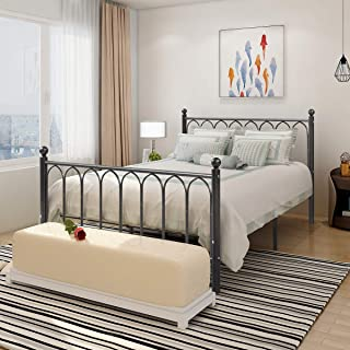 Best king bed frame with headboard Reviews