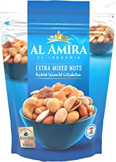 Al Amira Extra Mixed Nuts, 270 gm (Pack of 1)