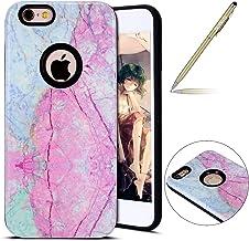 Herbests Beschermhoes voor iPhone 6S (4,7 inch), beschermhoes voor iPhone 6 van siliconen, ultradun, gel-siliconen, TPU + ...