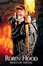 Posters USA - Robin Hood Prince of Thieves Kevin Costner Movie Poster GLOSSY FINISH - MOV791 (24