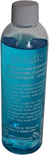 iSonic CSGJ01-8OZx1 Ultrasonic Jewelry/Eye Wear Cleaning Solution Concentrate,Blue