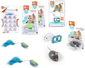 hexbug remote control mouse robotic cat toy