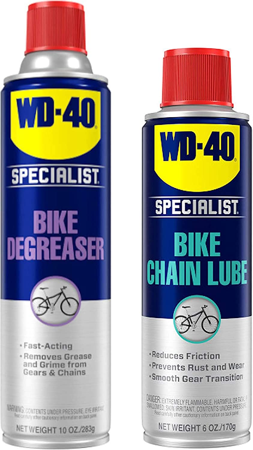 WD-40 Bike Maintenance Bundle Degreaser Our shop OFFers the best service and Lubricant Ranking TOP4