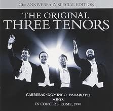 The Original Three Tenors: Live in Concert - Rome, 1990