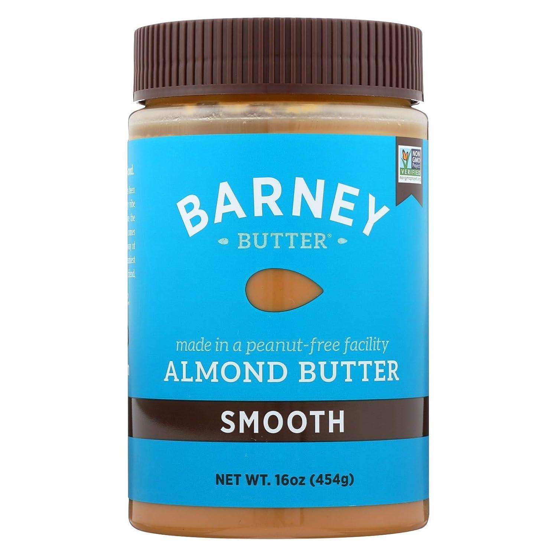 Barney Butter Smooth Almond 16 outlet - Ounce 6 case. per Ultra-Cheap Deals
