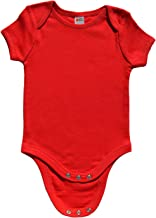 Earth Elements Baby Short Sleeve Bodysuit 0-3 Months