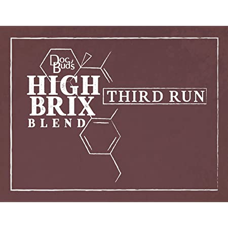 Third Run - High Brix Soil Amendment (3 lbs)