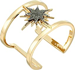 Vince Camuto - Celestial Skies Star T Cuff Bracelet