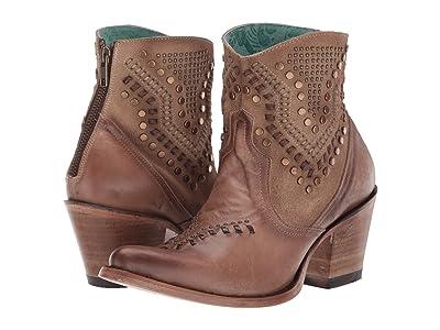 Corral Boots E1420 (Brown) Cowboy Boots