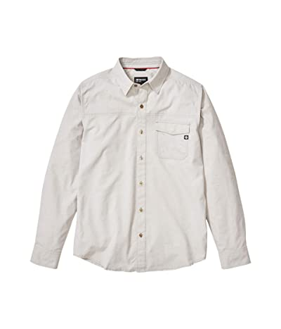 Marmot Tumalo Long Sleeve Shirt (Light Khaki) Men