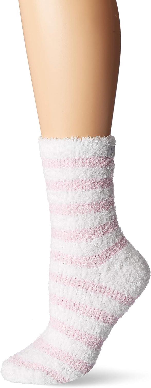 Karen Neuburger womens Super Soft Cozy Fluffy Warm Lounge Chenille Sock