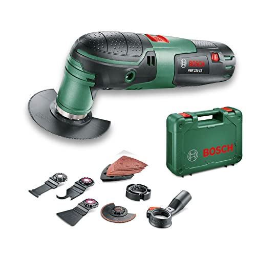 Bosch PMF 220 CE Multifunction Tool, 0603102001