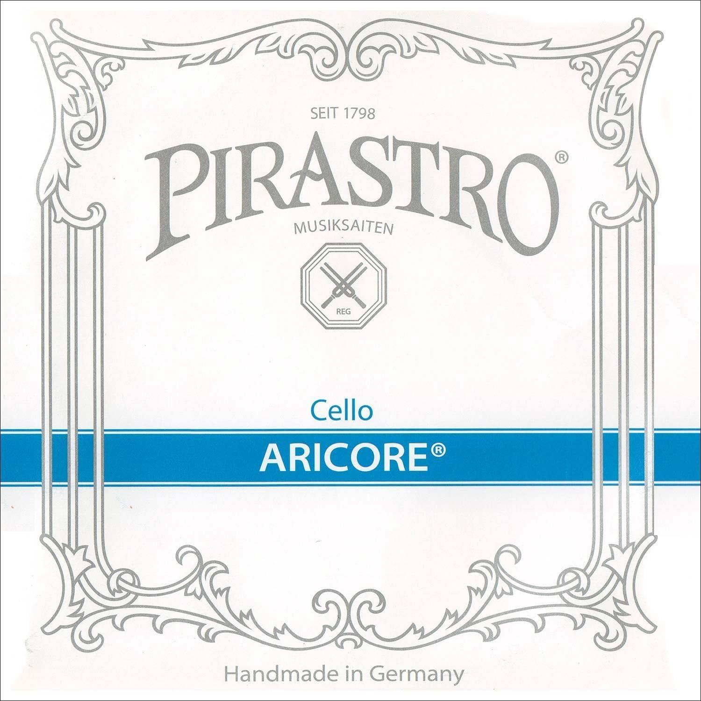 Pirastro Aricore 4 Max 53% OFF Cello A String - G Aluminum Max 53% OFF Medium Perlon
