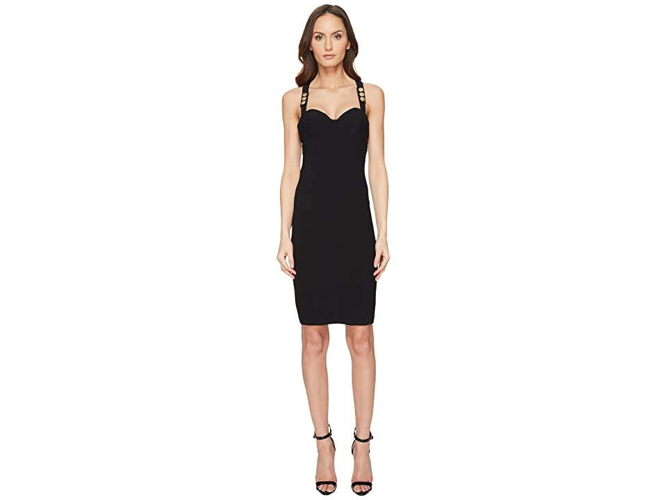 Pierre Balmain Embellished Bodycon Dress (Black) Women