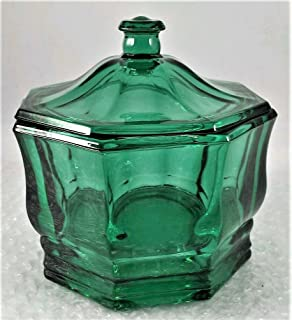 Indiana Glass Company Octagon Concord