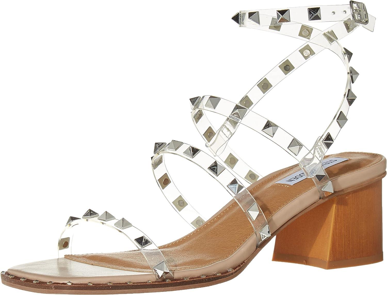 Steve Madden Women's Impel Heeled Sandal