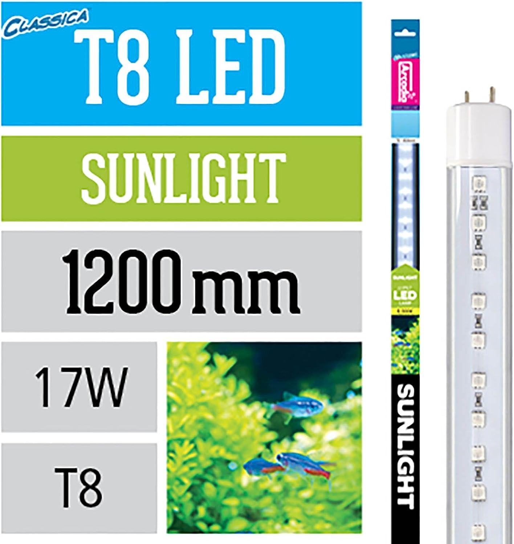 Arcadia Classica T8 Sunlight LED Aquarium Lamp 17W  Length 1200mm   48