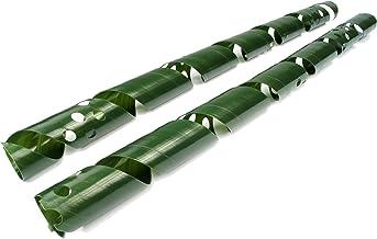 Jardinion Boombeschermingsspiraal 60 cm boombeschermingsplant toebehoren 2 stuks