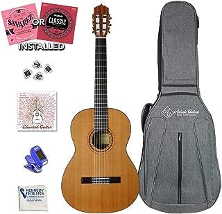 Best ebony classical guitar Reviews