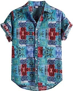 antipiega 100/% cotone non si stira a maniche corte 1//2 blu con struttura Basic Kent eterna Camicia da uomo a mezza manica Comfort Fit