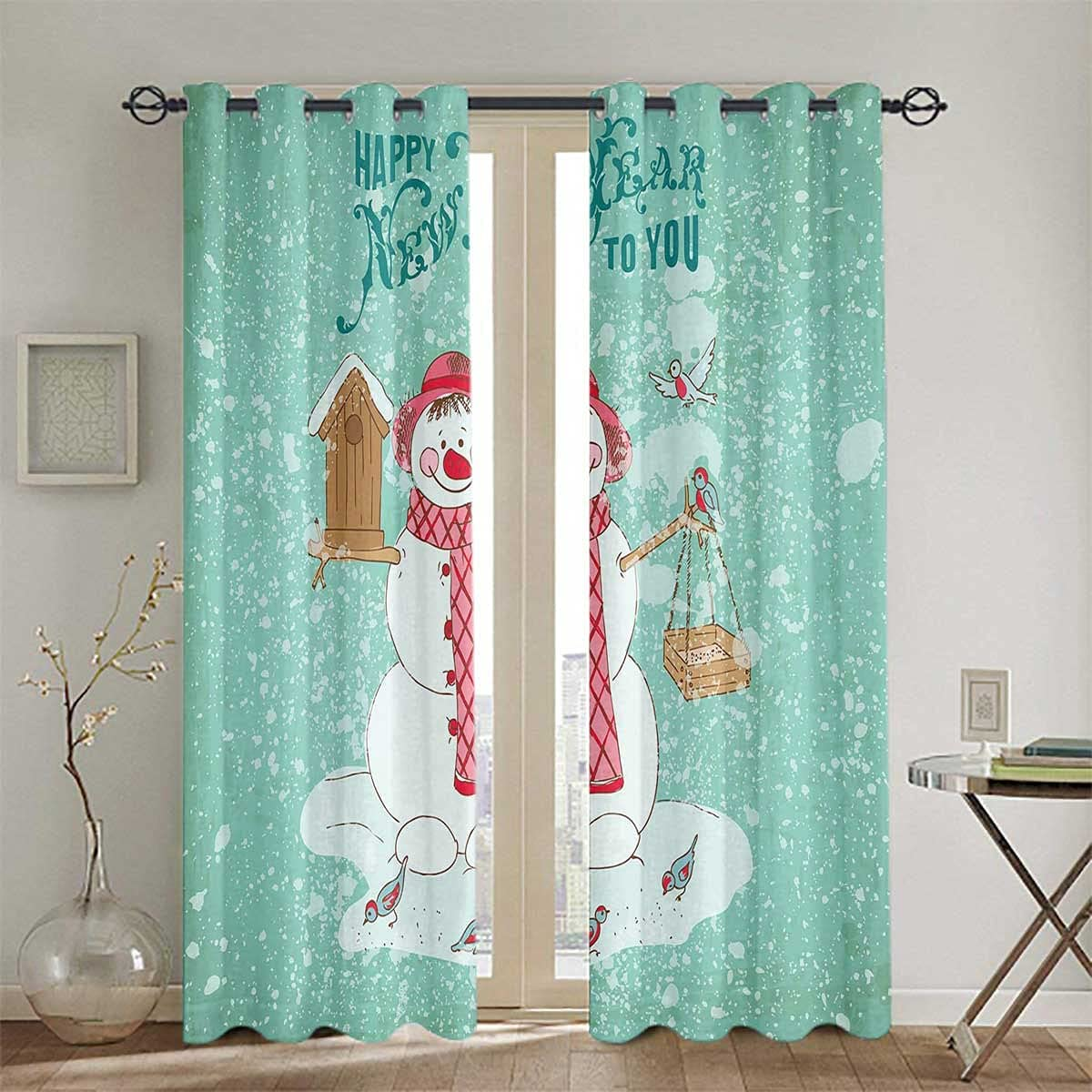 Kitchen Curtains Cafe Net Curtain Window Decor Max 66% OFF Happy service Year Bl New