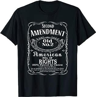 Pro 2nd Amendment T Shirt