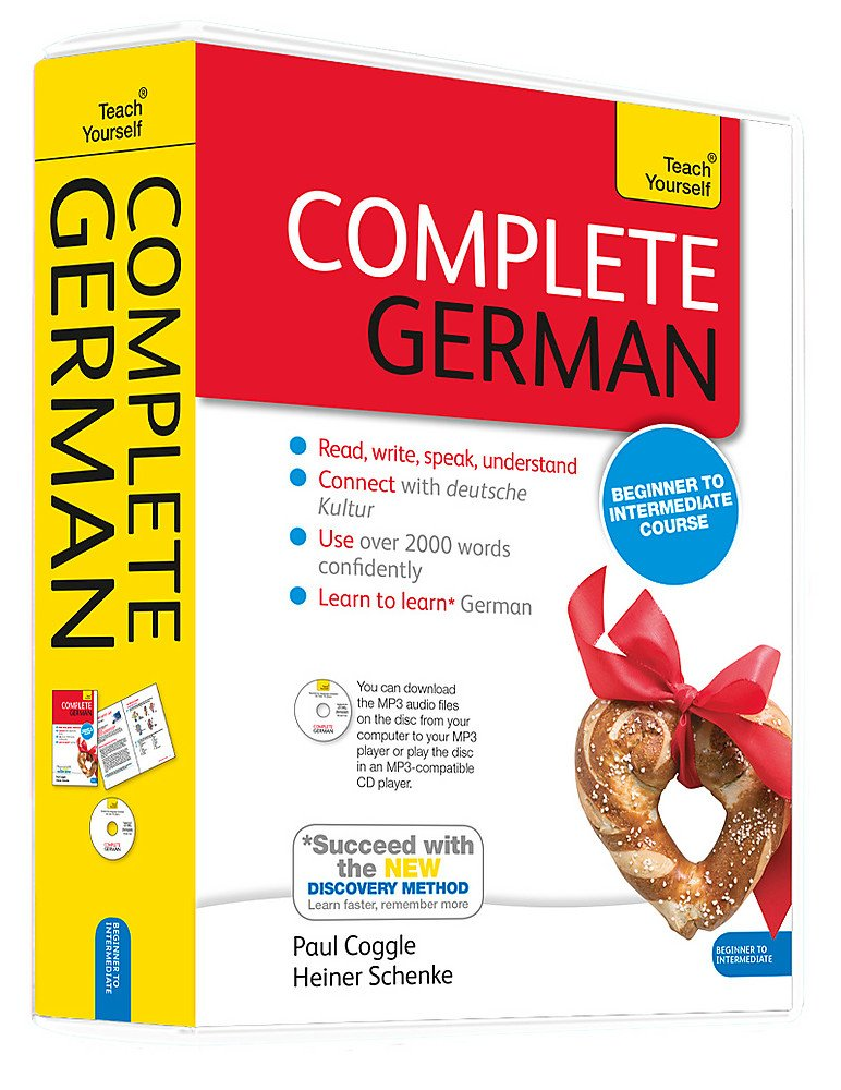 Download Complete German: A Teach Yourself Program (Teach Yourself Language) 