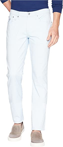Slim Straight Stretch Five-Pocket Pants