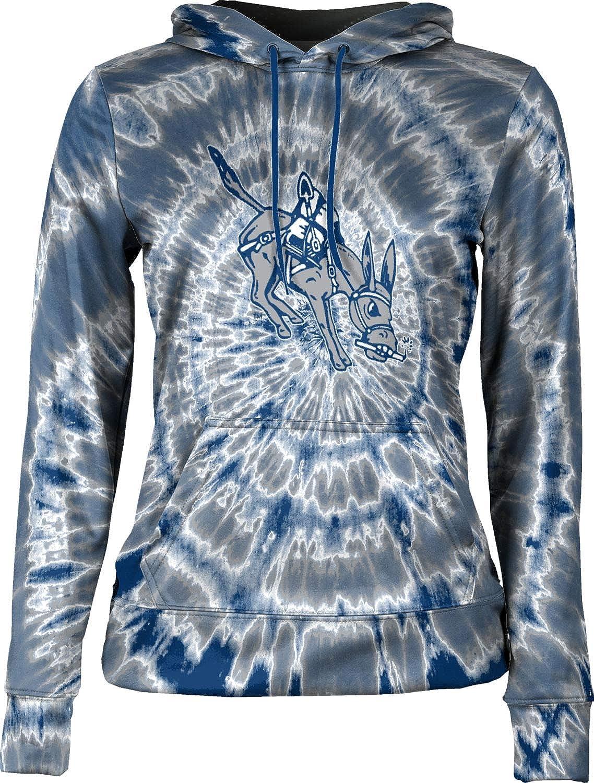 Colorado School of Mines University Girls' Pullover Hoodie, School Spirit Sweatshirt (Tie Dye)