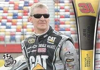 2013 Press Pass NASCAR Racing #7 Jeff Burton