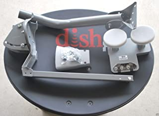 DISH NETWORK 1000.2 Eastern ARC Hybrid HDTV 72.7 & 61.5 Dish Antenna
