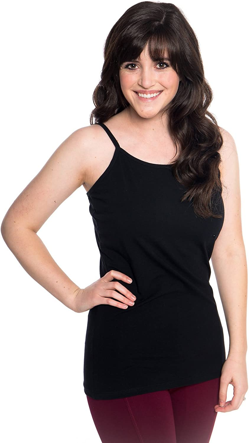 Heirloom Layering Cami Soft Yet Durable Neckline Now free shipping C Ranking TOP17 Extra Length