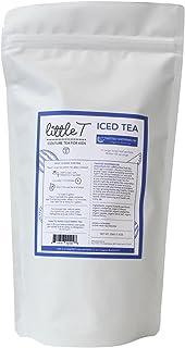 LITTLE T Organic Herbal Iced Tea for Kids. Sugar-free, Caffeine-free, Antioxidant-rich, Immune-Boosting Fruity Iced Tea Sa...