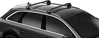 THULE 721320 WingBar Edge 86 - Barras de Techo, color Negro, 86 cm