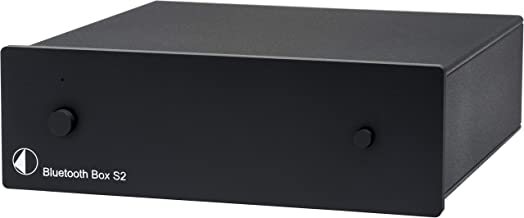 Pro-Ject: Bluetooth Box S2 Bluetooth Receiver - Black